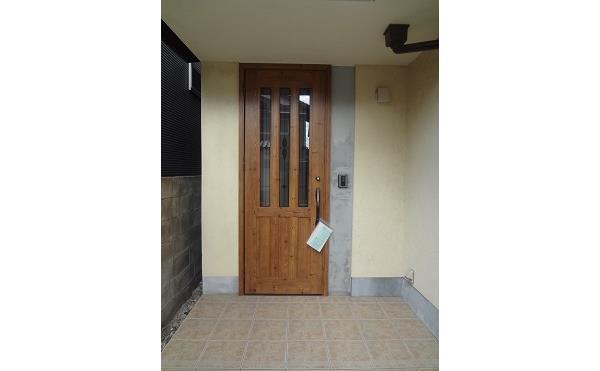 #玄関リノベーション #LIXIL #玄関ドア
