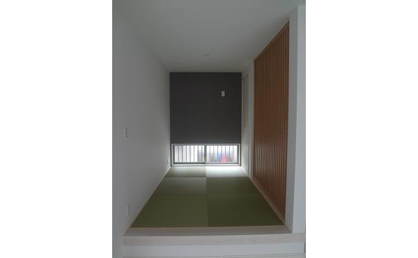 エイトホームの新築物件 和室スペース