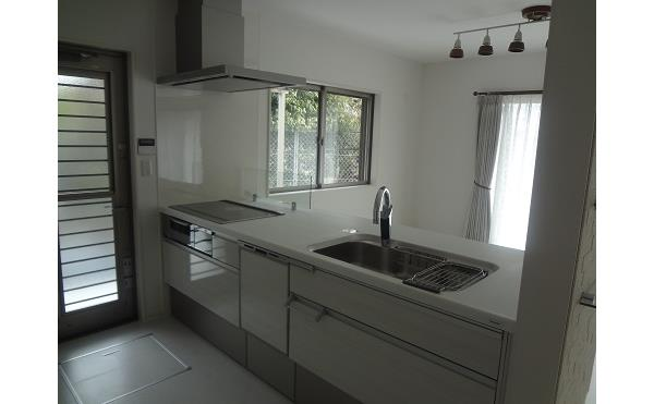 エイトホームの新築物件 キッチン