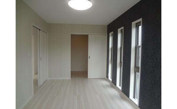 エイトホームの新築物件 寝室