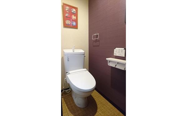 モダン和風トイレ